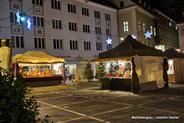Advent aus aller Welt - Tummelplatz Graz
